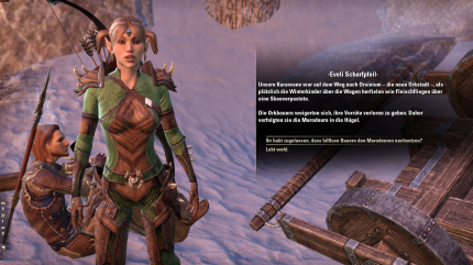 The Elder Scrolls Online - Orsinium: You had ONE job....