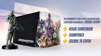 Overwatch: Die Retail-Versionen kosten bis zu 129,99 Euro in der Collector's Edition