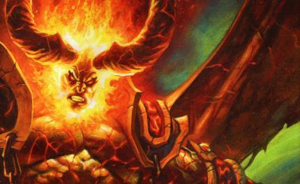 Sargeras, Anführer der Brennenden Legion