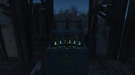 Fallout 4 Mods: Easy to see Glowing Bobbleheads