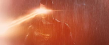 Batman V Superman: Dawn of Justice - Superman wie wir ihn kennen: Mit Laserblick!