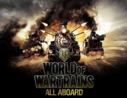 World of Wartrains