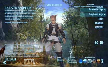 Final Fantasy 14: Lang...