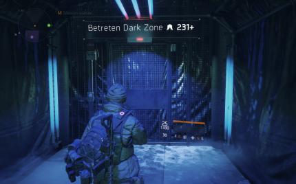 The Division Patch 1.3: Auf geht's in die neue Dark Zone 231+