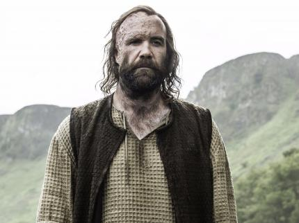 "Game of Thrones: Sander ""Der Bluthund"" Clegane."