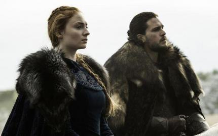 Game of Thrones: Sansa und Jon