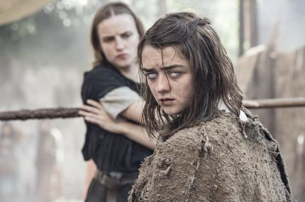 Arya Stark Staffel 7