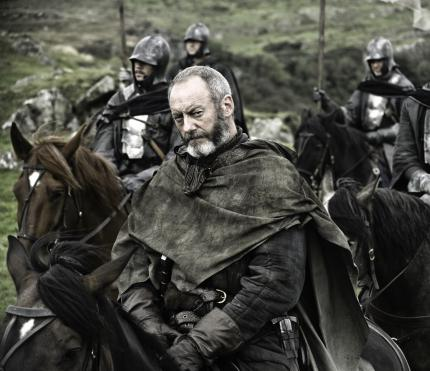 Game of Thrones: Davos Seewert