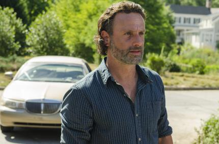 The Walking Dead: Rick