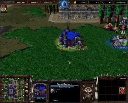 Der Tinker startete in Warcraft 3 wie auch die Pandaren als Aprilscherz. Aber die Entwickler brachten ihn schließlich doch ins Spiel.