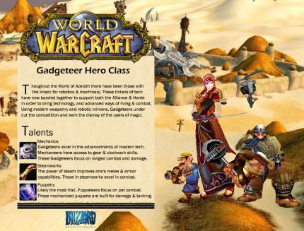 Viele Spieler sind für die Einführung eines Tinkers und haben sogar schon Klassenseiten und Erklärungen für die Homepage gebastelt.