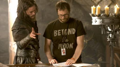 Warcraft - The Beginning: Travis Fimmel und Duncan Jones