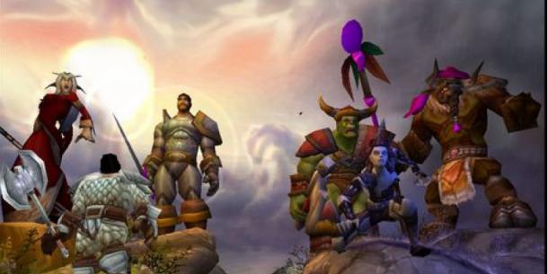 WoW: Kampagnen-Pfade für alle Völker - Dungeon-Pläne aus 2001 (1)
