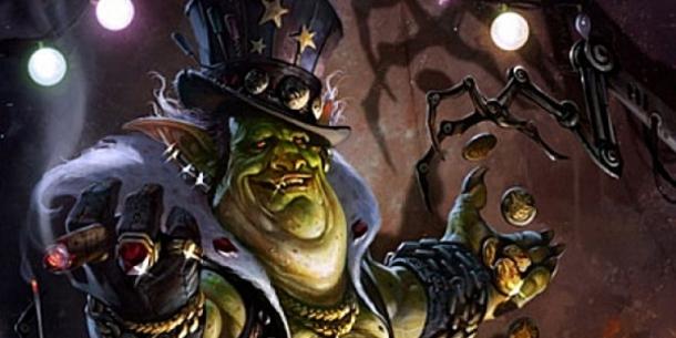 World of Warcraft: Neues Gallywix-Modell
