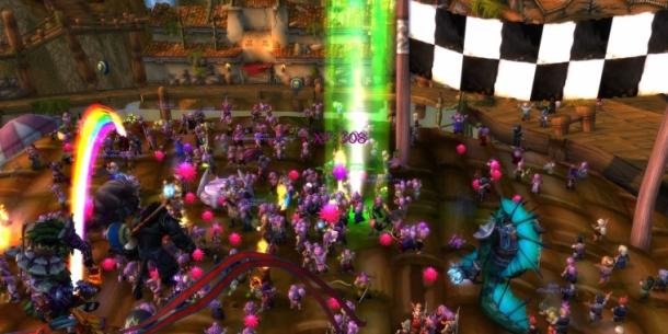 """WoW: Wohltätigkeits-Event """"Running of the Gnomes"""" geht in die zwölfte Runde (1)"""
