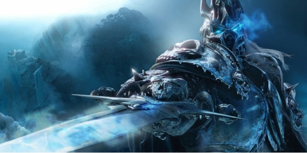 Heroes of the Storm: Arthas
