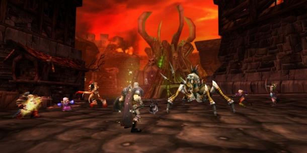WoW TBC Classic: Blizzard bannt Paladine, die zu oft Stratholme abfarmen (1)