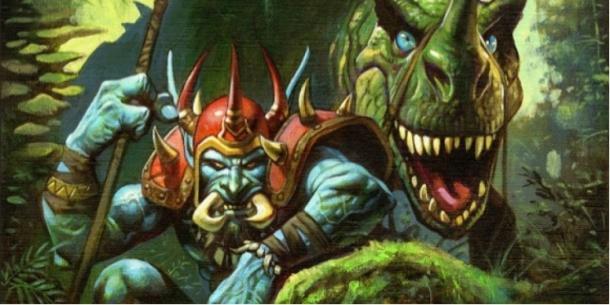 WoW Classic: Troll Hunter Artwork