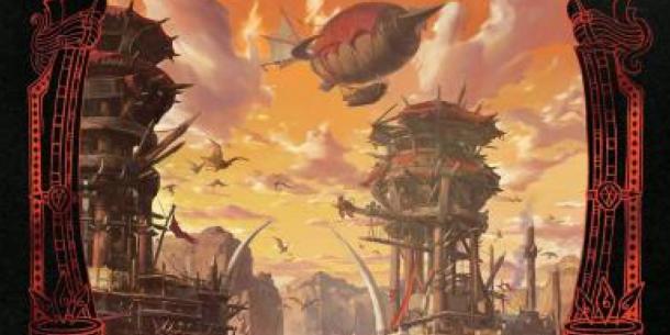 Das Titelbild vonWorld of Warcraft: Streifzug durch Azeroth: Kalimdor.