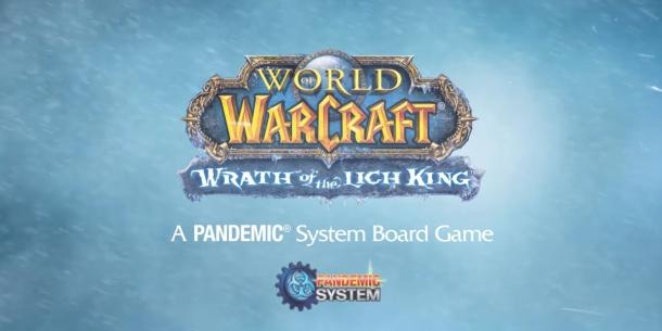 Pandemie trifft auf WotLK: Blizzard und Z-Man Games machen Brettspiel (1)