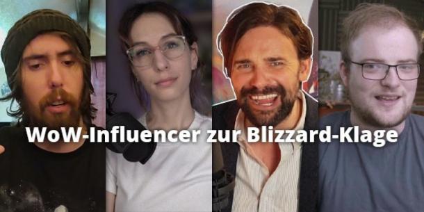 WoW: So reagieren WoW-Infleuncer auf die Blizzard-Klage (1)