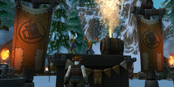 WoW TBC Classic: Blizzard ergänzt neue Quelle für Braufest-Widder-Mount (1)