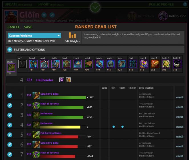 WoW: Besser Spielen Dank Warcraftlogs Und AskMrRobot