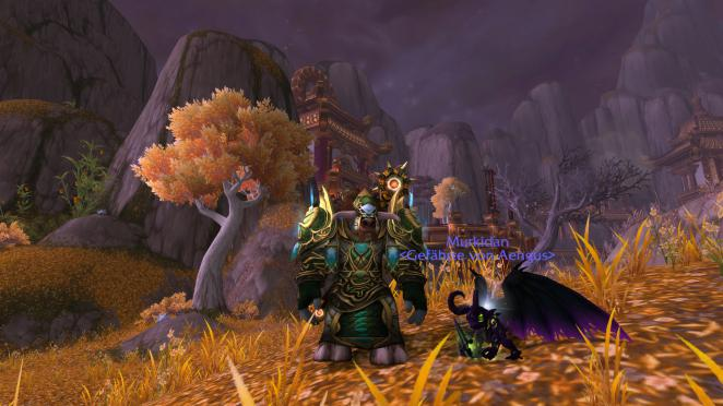 World of Warcraft: Das Blizzcon-Pet Murkidan ist da!