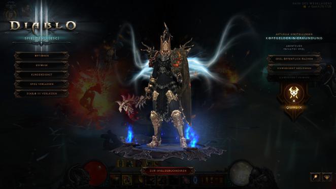 Diablo  Kreuzritter Dornen Build