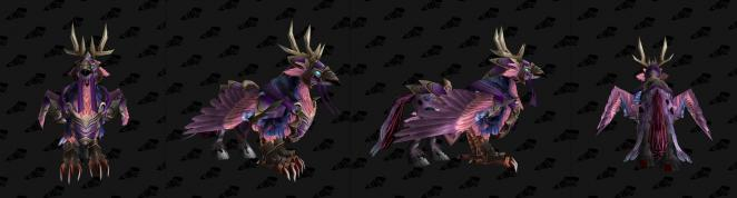 World of Warcraft Legion: Das neue Mount heißt Long forgotten Hippogryph
