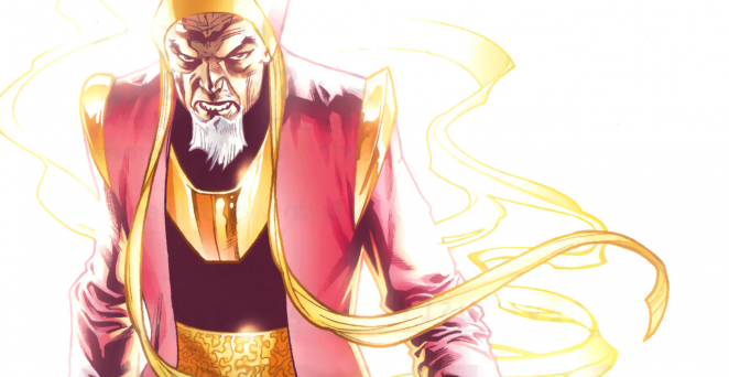 Doctor Strange: So sieht The Ancient One in den Comics aus.