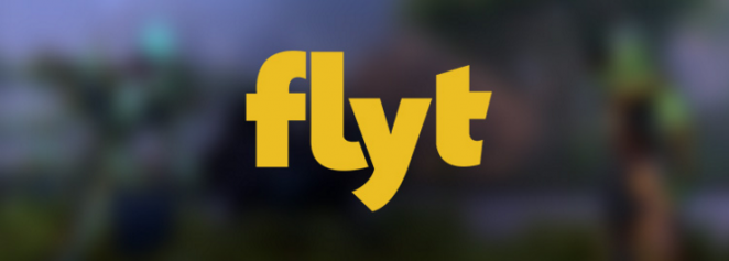 Das Flyt-Logo in WoW.