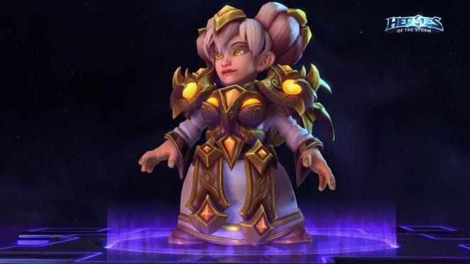 Heroes of the Storm: Chromie (1)
