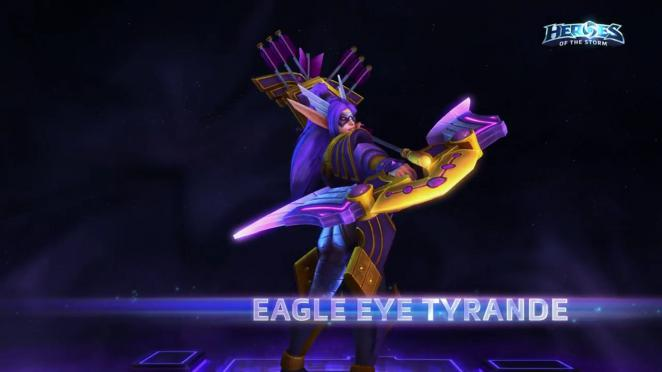 Heroes of the Storm: Eagle Eye Tyrande (1)