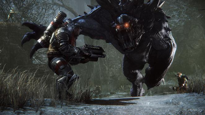 Evolve: Hunter vs. Monster
