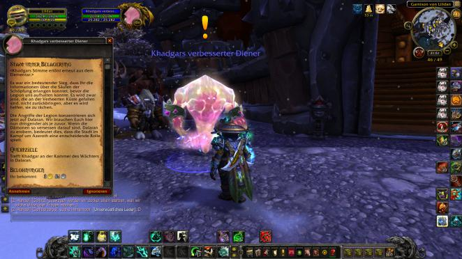 WoW Legion: Die finale Phase des Pre-Events (1)