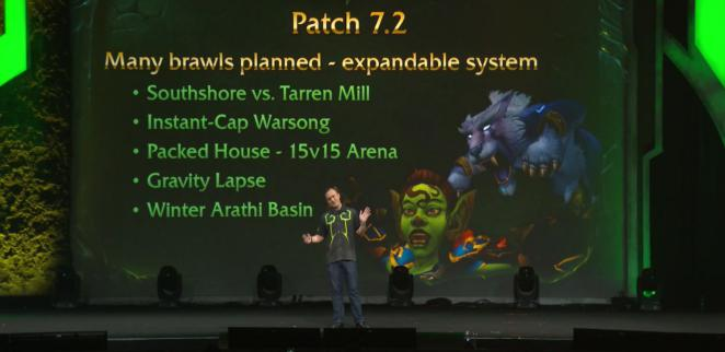 WoW Patch 7.2