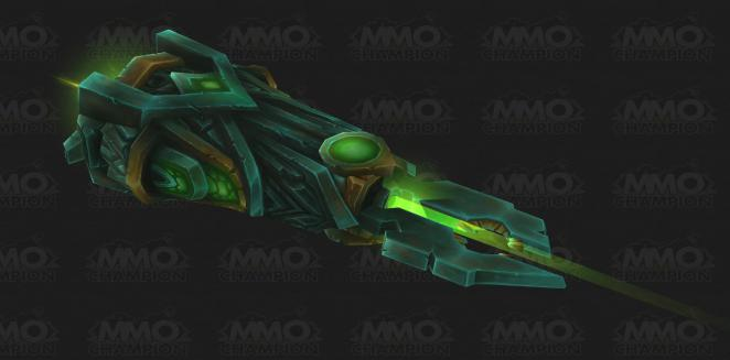 WoW Legion Patch 7.2.5: Glory of the Tomb Raider - Pet Micronax