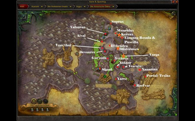 wow how to get to krokuun