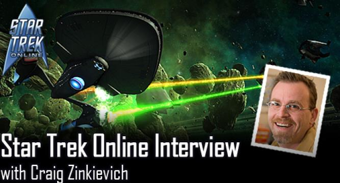 Star Trek Online: Interview mit Executive Producer Craig Zinkievich (November 2009)