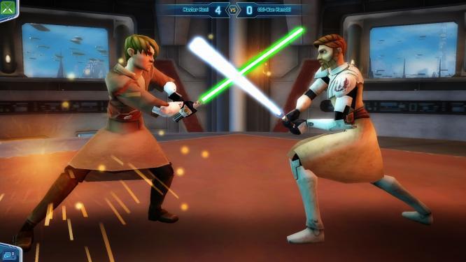 Новость: Дополнение для Star Wars: Clone Wars Adventures выйдет в середине