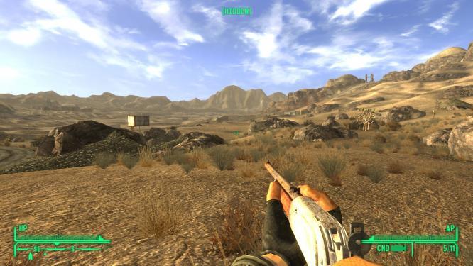 Fallout New Vegas: Weiterer PC-Patch für nächste Woche angekündigt.
