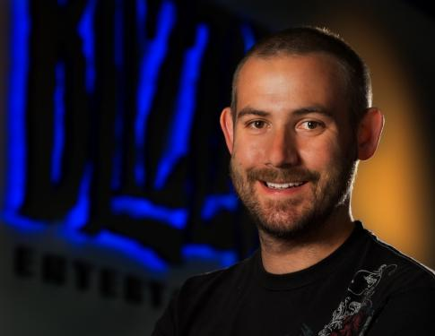 Cory 'Mumper' Stockton: Lead Content Designer für World of Warcraft
