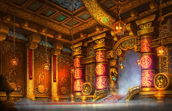 WoW Mists of Pandaria: Palast des Mogu'Shan