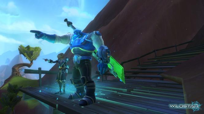 Wildstar: Auch im PvP-Bereich haben die Entwickler von Carbine viele neue Ideen für ihr MMORPG.