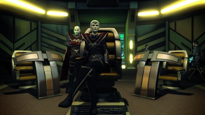 Star Trek Online Bessere Kontrolle 252 Ber Hangarschiffe