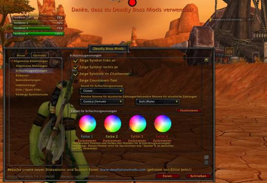 how to add mods to wow