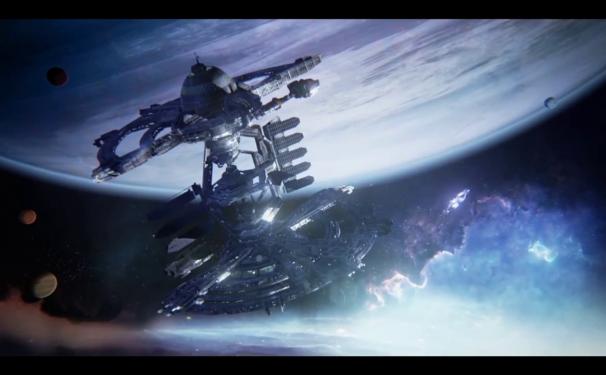 Neues Weltraumspiel