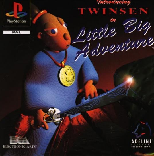 Little Big Adventure im Retro-Spezial von Playtime. (1)