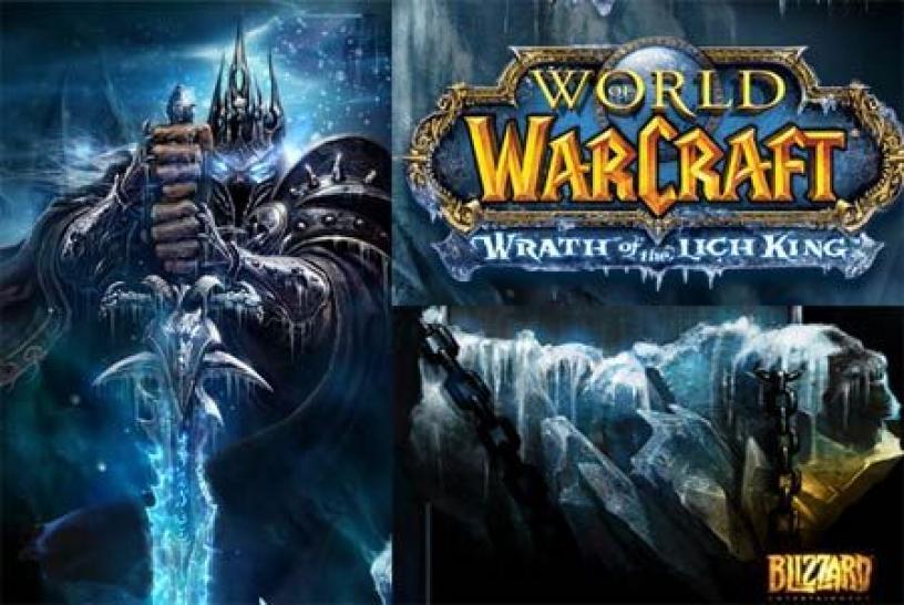 Патч для WoW 4.3.3. . Обновление клиентской части игры World of Warcraft о